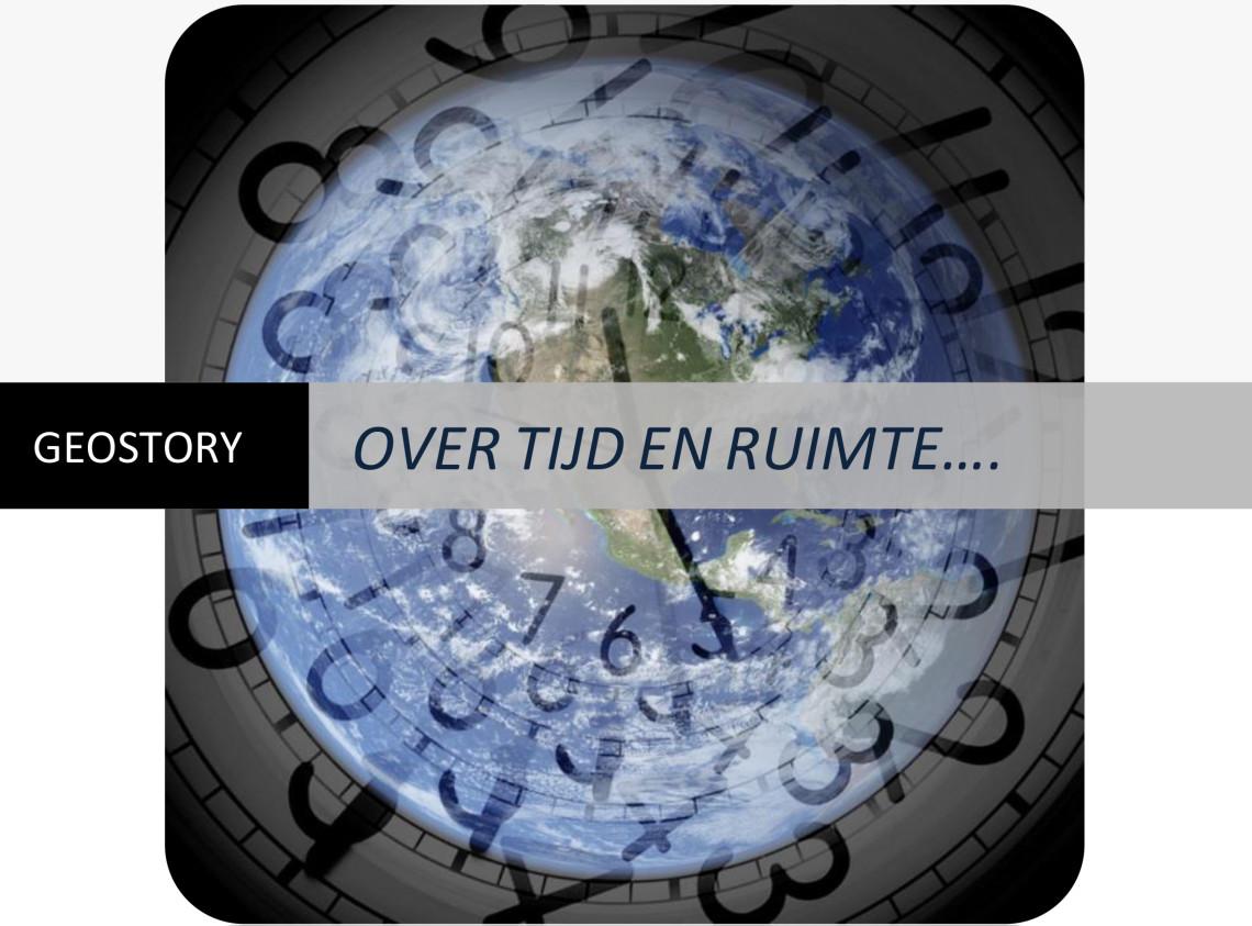 OVER TIJD EN RUIMTE….